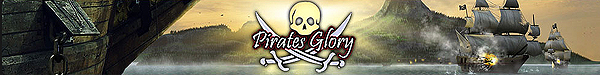 Pirates Glory Online Strategy Game Banner
