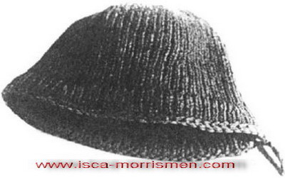 Original 16th Century Monmouth Cap