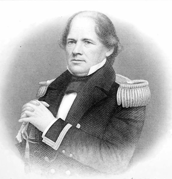 "Lt. Matthe Maury, ""Pathfinder Of The Seas"""