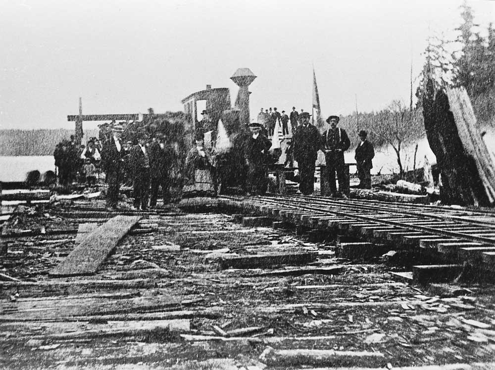 First Seattle Railroad