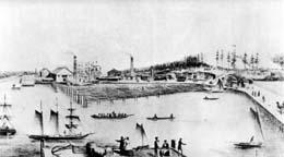 Port Gamble 1861