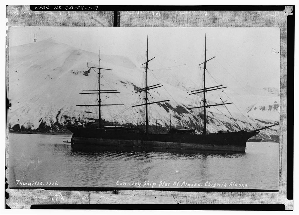 Star Of Alask - Chignik Bay Alaska 1911